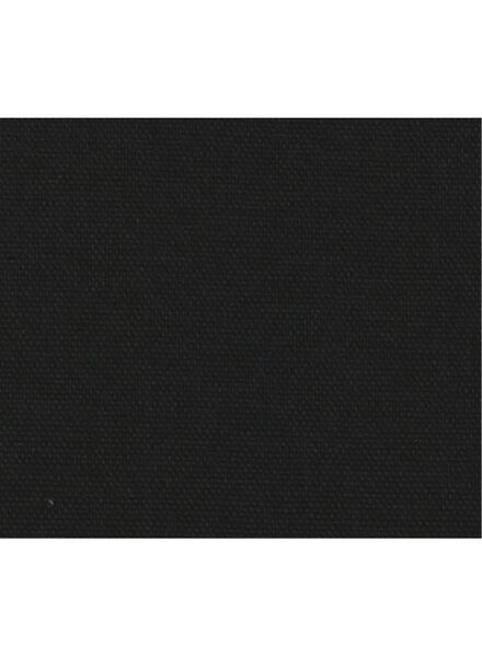 kussenhoes - 50 x 50 - zwart/wit zigzag - 7382011 - HEMA
