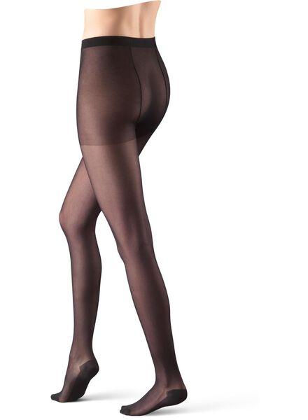 comfort panty matt-mousse 30 denier naturel naturel - 1000008323 - HEMA