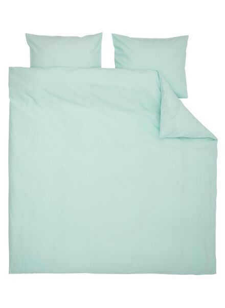 soft cotton dekbedovertrekset 200 x 200 cm - 5700067 - HEMA