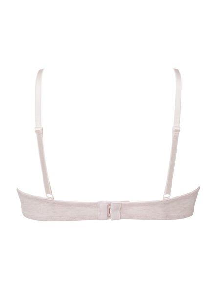 padded bh A-D roze roze - 1000002532 - HEMA