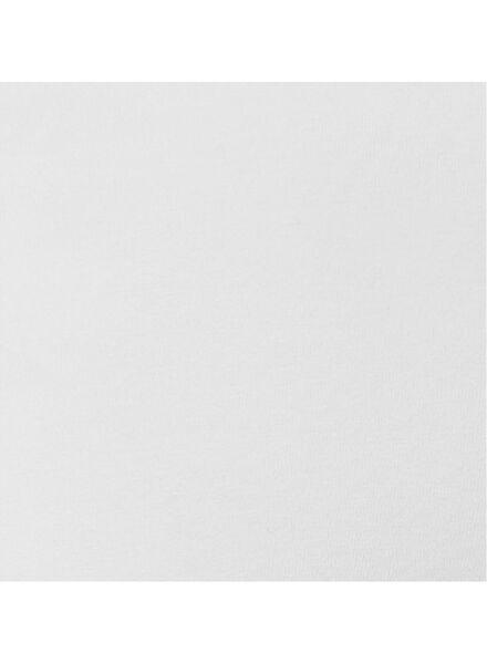 dameslegging - biologisch katoen wit S - 36308561 - HEMA