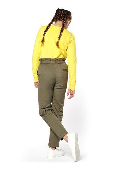 kindersweater geel geel - 1000018039 - HEMA