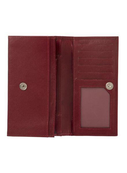 leren portemonnee - 18160022 - HEMA