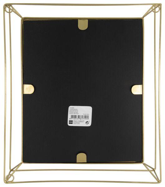 fotostandaard metaal 20x25 goud - 13621014 - HEMA