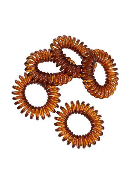 5-pak spiraal elastiekjes - 11873048 - HEMA