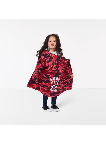kinderparka - Bananas&Bananas rood rood - 1000016537 - HEMA