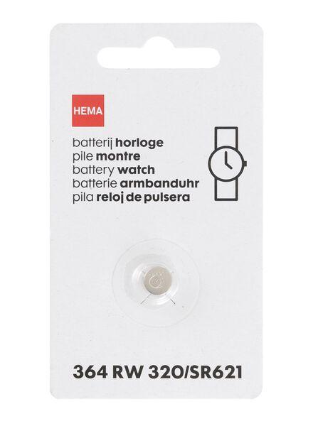 Horlogebatterij 364 / RW320 / SR621