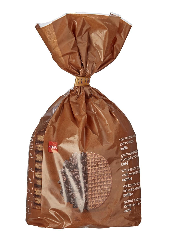 HEMA 10-pak Stroopwafels Koffie