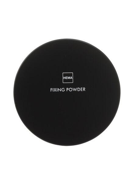fixeerpoeder dark - 11295703 - HEMA