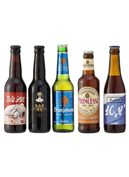 kist met Nederlandse bieren - 17400092 - HEMA