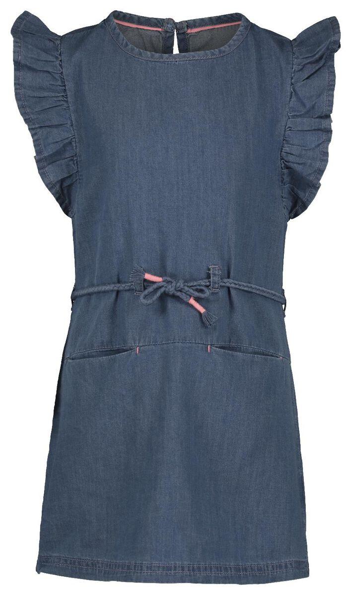 Meisjes jurk uit de Hema kleding zomer collectie