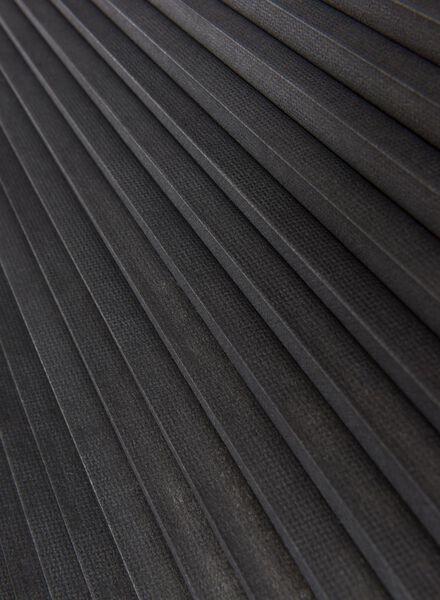 plissé dubbel lichtdoorlatend / gekleurde achterzijde 25 mm - 7430014 - HEMA