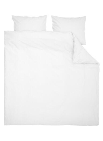 soft cotton dekbedovertrekset 200 x 200/220 cm - 5700170 - HEMA