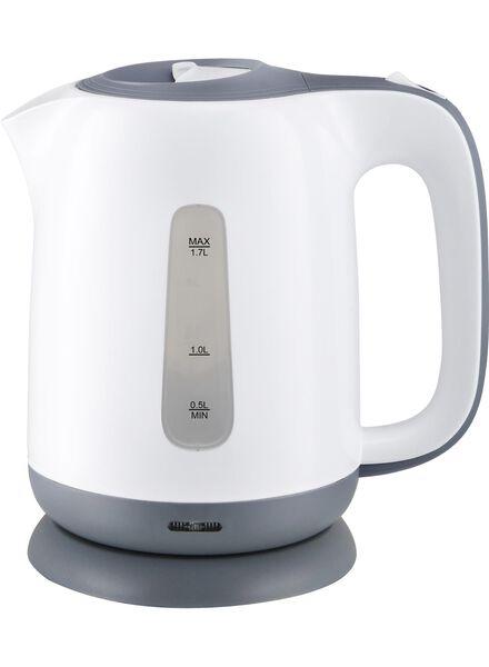 waterkoker 1.7 liter - 80010105 - HEMA