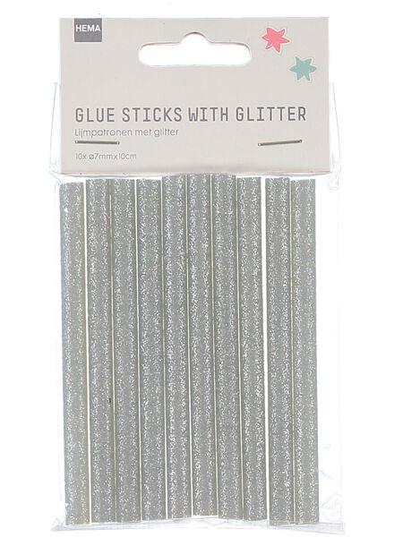 lijmpistool vulling - glitter - 45110404 - HEMA