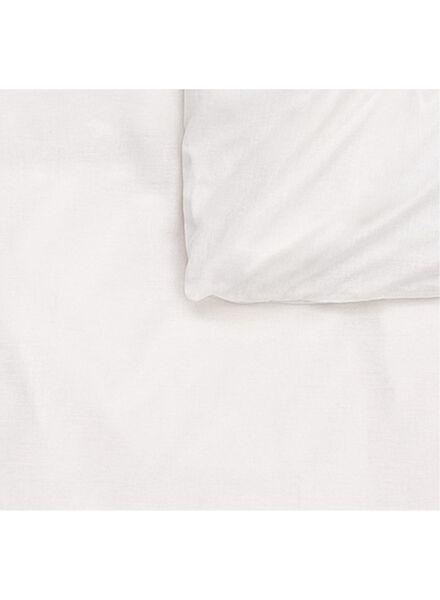 soft cotton dekbedovertrekset 200 x 200 cm - 5750029 - HEMA