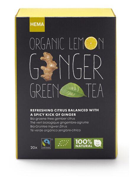 thee lemon ginger - 17100075 - HEMA
