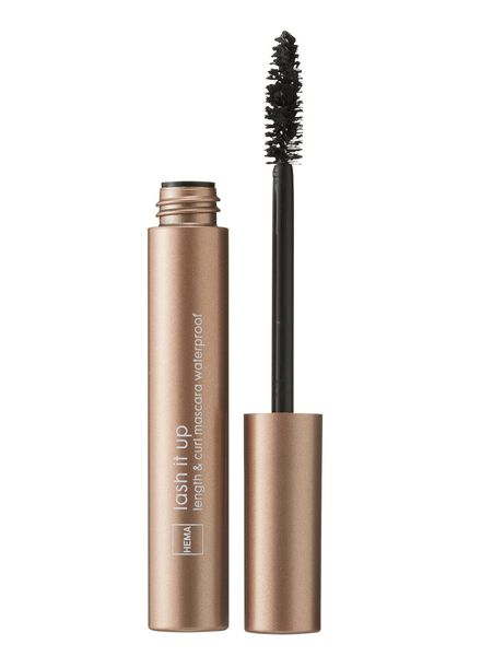 length & curl mascara waterproof - 11210078 - HEMA