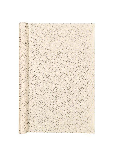 kaftpapier - roze met stip - 14501254 - HEMA
