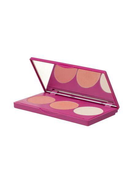 blush en highlighter palette - 11294730 - HEMA