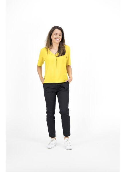 dames top geel geel - 1000014319 - HEMA