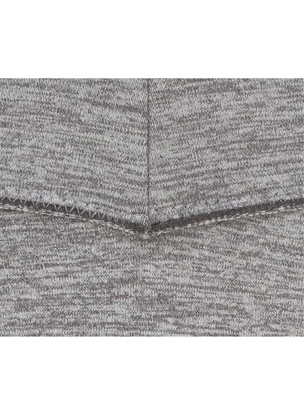 damesstring grijsmelange grijsmelange - 1000008783 - HEMA