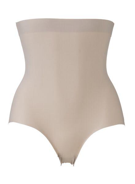 damesslip second skin beige beige - 1000006596 - HEMA