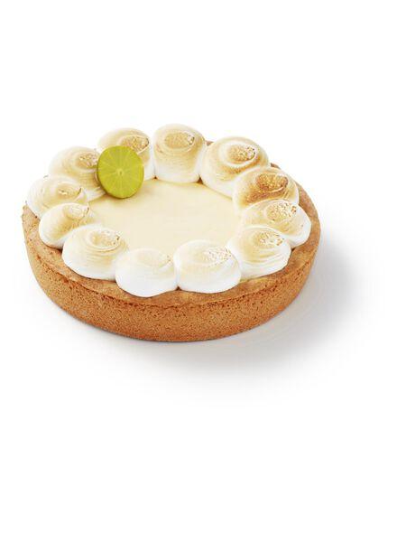 Cheesecake citroen meringue 8 p.