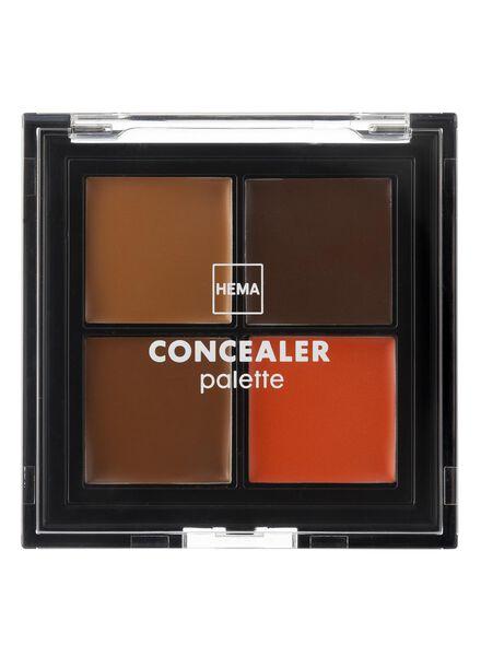 concealer palette - 11293262 - HEMA