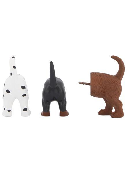 dieren haken - 3 stuks - 60100477 - HEMA