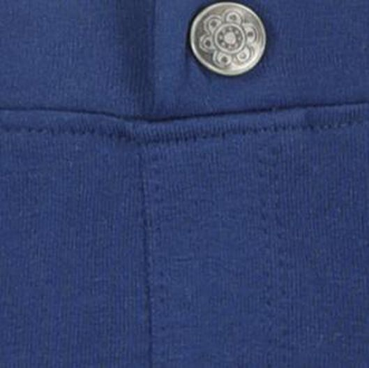 kinderbroek donkerblauw - 1000018060 - HEMA