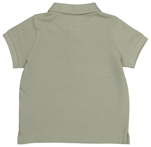 babypolo groen groen - 1000022311 - HEMA