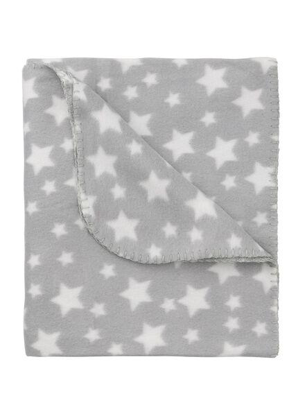 fleece plaid 130 x 150 cm - 7380036 - HEMA