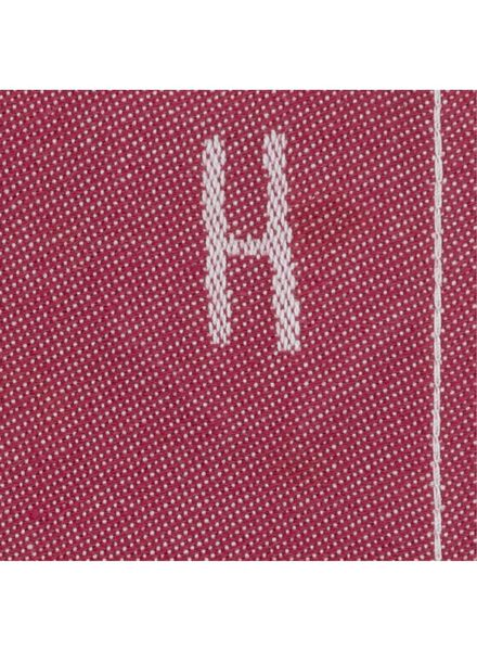 theedoek 65 x 65 cm - 5430019 - HEMA