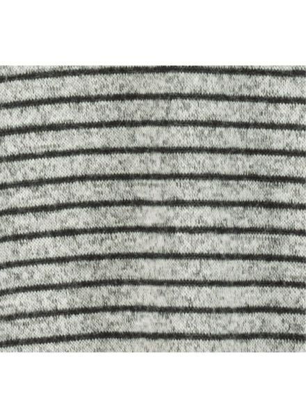 dames pyjamatop grijsmelange grijsmelange - 1000017129 - HEMA