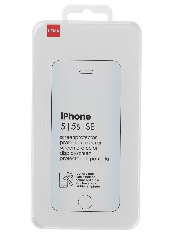 Afbeelding van Apple Screenprotector Iphone 5/5s/SE