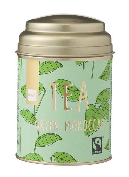 groene thee Moroccan fairtrade - 60900096 - HEMA