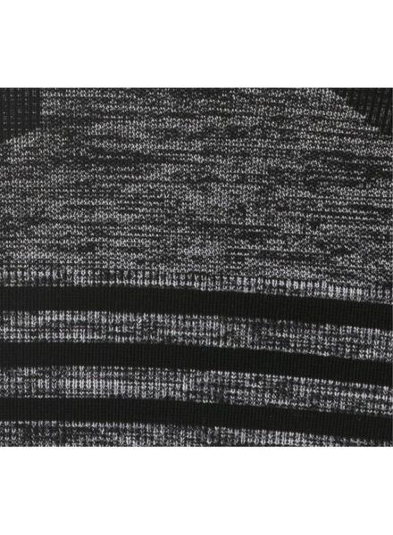 sportbh naadloos zwart zwart - 1000008057 - HEMA