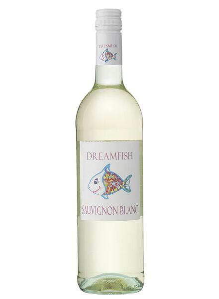 dreamfish sauvignon blanc - wit - 17371215 - HEMA