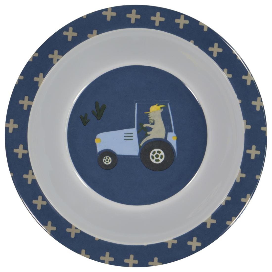 HEMA Schaaltje Ø 16 Melamine Tractor
