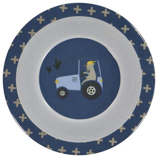 Schaaltje Ø 16 melamine tractor