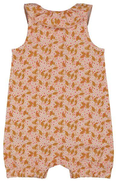 baby jumpsuit roze roze - 1000018073 - HEMA