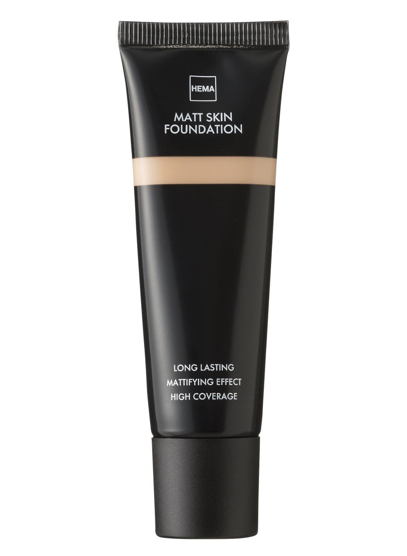 HEMA Matt Skin Foundation Neutral 02 (bruin)