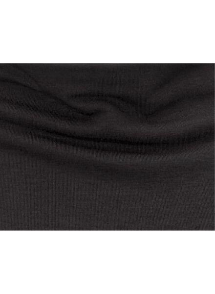 dames t-shirt zwart zwart - 1000012076 - HEMA