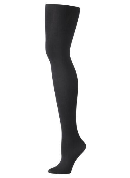 panty 40 denier zwart zwart - 1000001105 - HEMA