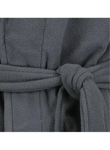 herenbadjas donkergrijs donkergrijs - 1000014703 - HEMA