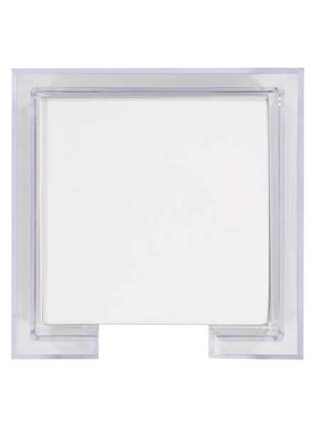 memoblokhouder 11.5x11.5 voor papier 9x9 - 14122280 - HEMA