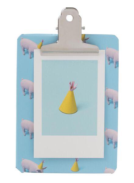 mini clipbord - 60700230 - HEMA