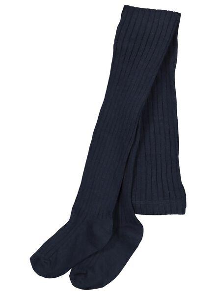 kindermaillot donkerblauw donkerblauw - 1000015418 - HEMA