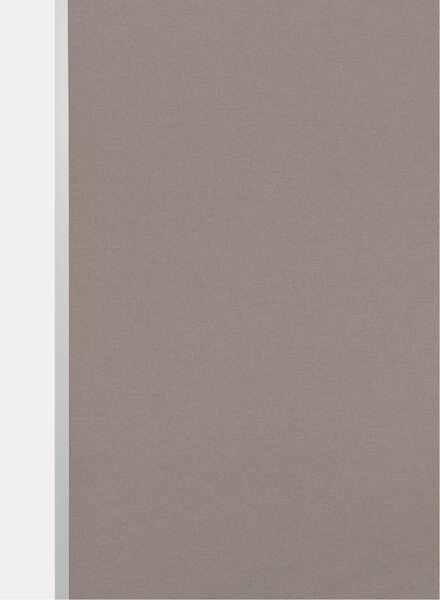 rolgordijn metallic verduisterend bruin metallic verduisterend - 7410678 - HEMA